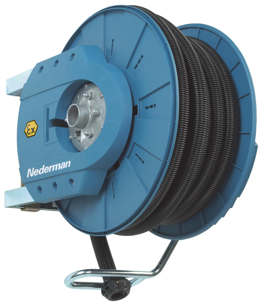Nederman Hose Reel